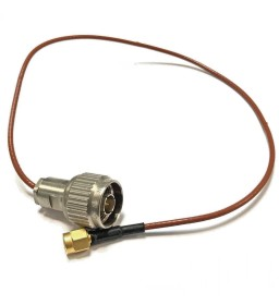 N-SMA (M-M) DC-11Ghz Very Flexible Cable Assembly RADIALL R161004000 L:41cm