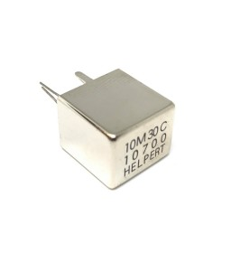 10.7Mhz CH Spacing 50 10M30C Quartz Filter MCF HELPERT