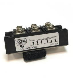 800V 160A 3 PHASE BRIDGE RECTIFIER IGBT 160MT80KB  IOR