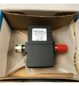 30DB 0-3Ghz 50W FIXED ATTENUATOR R417030110 RADIALL