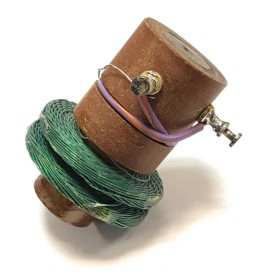4.2mH Rf Coil Inductor Radio Green USA