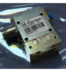 1805-1880Mhz SMA-N Isolator Circulator Coaxial D02E18P53-0 FOREM