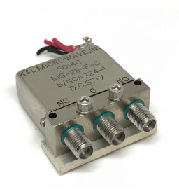 28V SMA 18Ghz MS-28-F-0 K&L Coaxial Switch