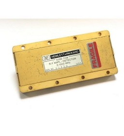 5086-7139 0.5-1300MHZ RF AMPLIFIER / DETECTOR HP