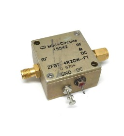 0.1-4200Mhz BIAS TEE Mini Circuits ZFBT-4R2GW-FT