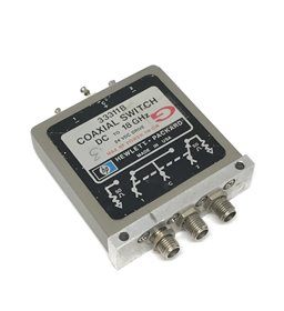 SMA DC-18Ghz Coaxial Switch HP 33311B