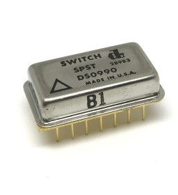 DS0990 SPST Coaxial Switch...