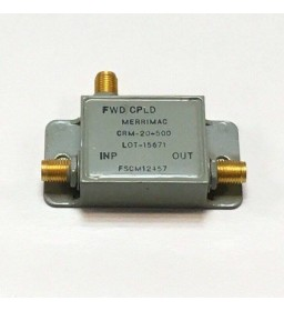 10-1000Mhz CPL 20db SMA Directional Coupler MERRIMAC CMR-20-500
