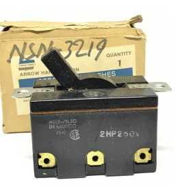 2HP 250V Industrial Switch...