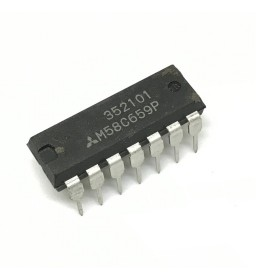 M58C659P Integrated Circuit...