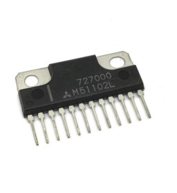 M51102L Integrated Circuit...