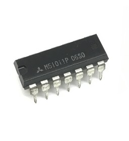 M51011P  Integrated Circuit...