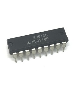 M50119P Integrated Circuit...