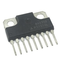 M51518L Integrated Circuit...