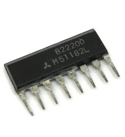 M51182L Integrated Circuit...