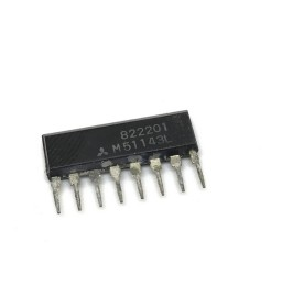 M51143L Integrated Circuit...