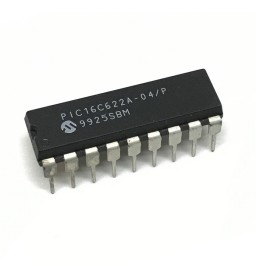 PIC16C622A-04/P Integrated...