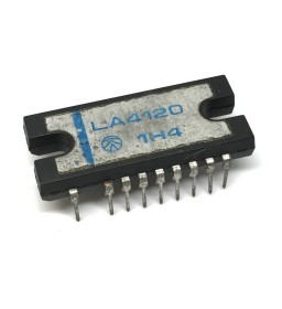 LA4120 Integrated Circuit...