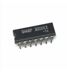 X0031CE Integrated Circuit...