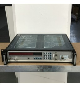 MICROWAVE FREQUENCY COUNTER...