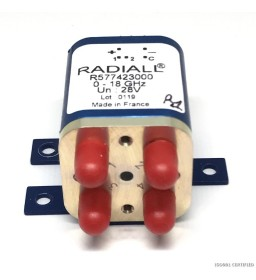 0-18GHZ 50OHM 28V COAXIAL...