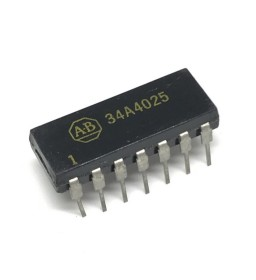 34A4025 INTEGRATED CIRCUIT...