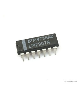 LM2907N INTEGRATED CIRCUIT...