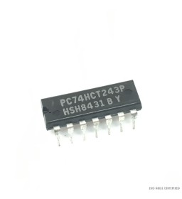 PC74HCT243P INTEGRATED CIRCUIT