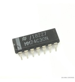 LM6132BIN INTEGRATED CIRCUIT NATIONAL