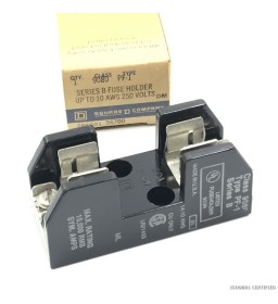 PF-1 UP TO 10AWG 250V FUSE...