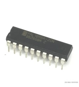 PAL16R6A-2CN INTEGRATED...
