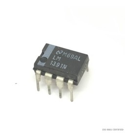 LM1391N INTEGRATED CIRCUIT...