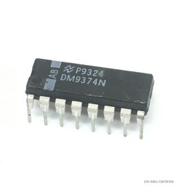 DM9374N INTEGRATED CIRCUIT...