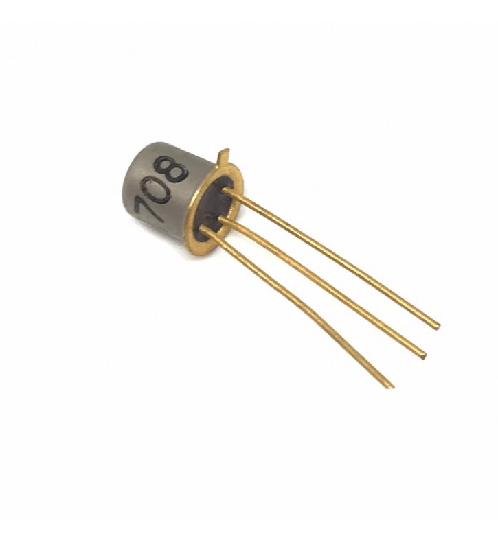 2N708 NPN SILICON SWITCHING TRANSISTOR