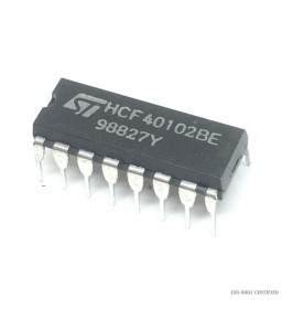HCF40102BE INTEGRATED...