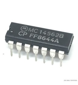 MC14562B INTEGRATED CIRCUIT...