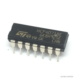 HCF4071BE INTEGRATED...