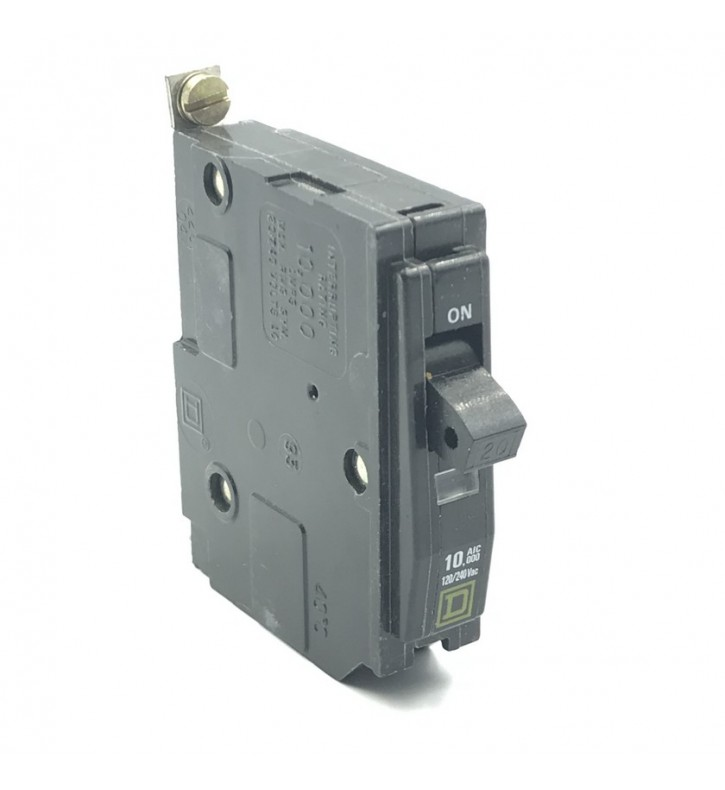 New Square D QOB120 20 A Bolt in Circuit Breakers