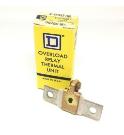 SQUARE D B40 OVERLOAD RELAY...