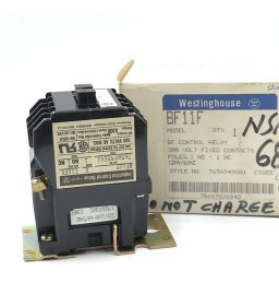 BF CONTROL RELAY BF11F...