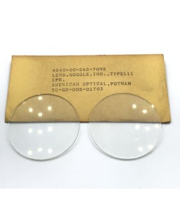 LENS GOGGLE IND TYPE 111...