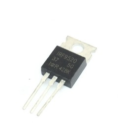 IRF9520 P-CHANNEL MOSFET...