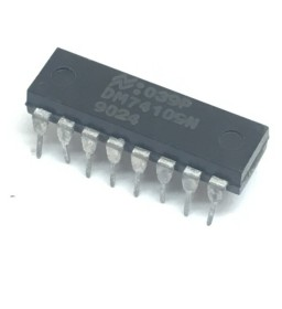 DM74109N INTEGRATED CIRCUIT...