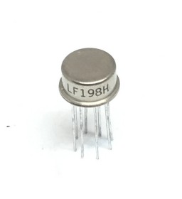 LF198H INTEGRATED CIRCUIT...