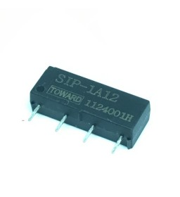 SIP-1A12 12V 4PIN REED...
