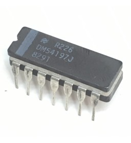 DM54197J INTEGRATED CIRCUIT...