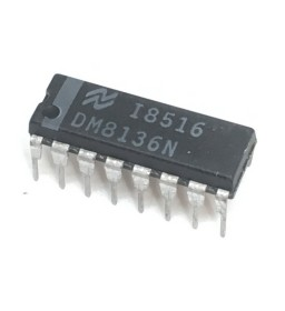 DM8136N INTEGRATED CIRCUIT...