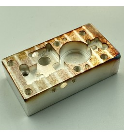 PROJECT BOX SILVER PLATED...