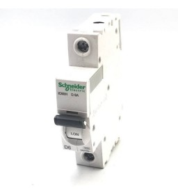 SCHNEIDER ELECTRIC IC60H 6A...