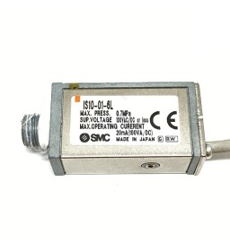 PRESSURE SWITCH IS10-01-6LSMC